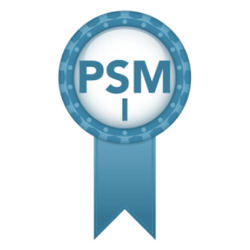 PSM I Certified