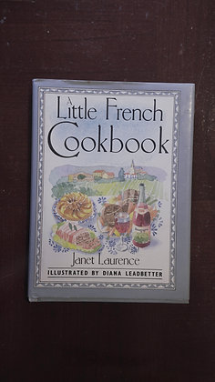 A Little French Cookbook