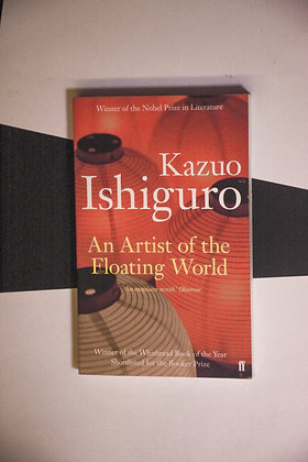 An Artist of the Floating World - Kazuo Ishiguro