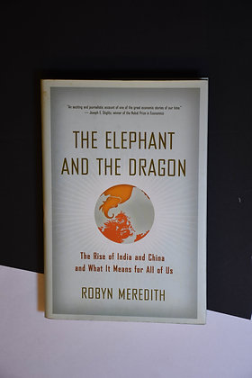 The Elephant and the Dragon - Robyn Meredith