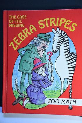The Case of the Missing Zebra Stripes