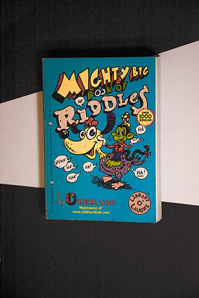 Mighty Big Book Of Riddles - Craig Yoe