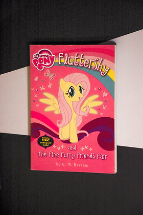 My Little Pony - Fluttershy And The Fire Furry Friends Fair