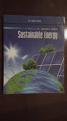 Sustainable Energy - Richard A. Dunlap