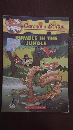 Geronimo Stilton: Rumble In The Jungle