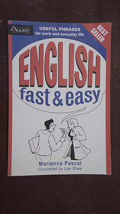 English Fast and Easy - Marianna Pascal