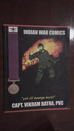 Indian War Comics - Capt Vikram Batra PVC
