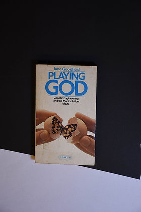 Playing God - June Goodfield
