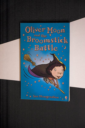 Over Moon And The Broomstick Battle