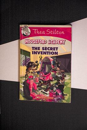 Thea Stilton, Houseford Academy, The Secret Invention