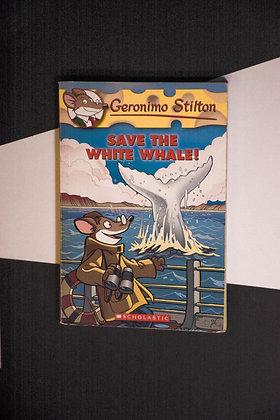 Geronimo Stilton, Save The White Whale
