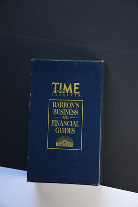Barron's Business And Financial Guides