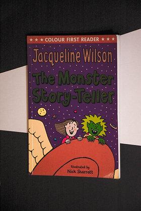 The Monster Story-Teller - Jacqueline Wilson