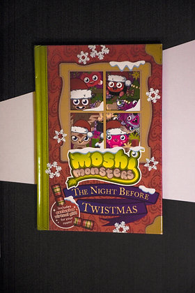 Moshi Monsters, The Night Before Twistmas