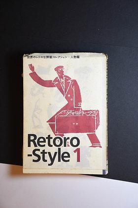 Retero-Style 1, Japanese