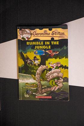 Geronimo Stilton, Rumble In The Jungle