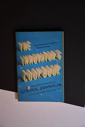 The Innovator's Cookbook - Steven Johnson