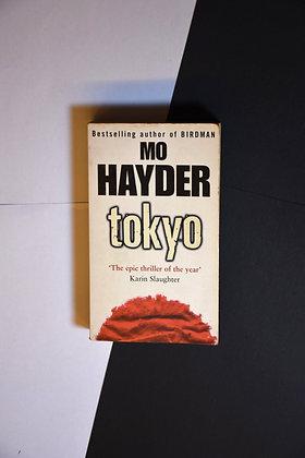 Tokyo - Mo Hayder