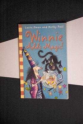 Winnie Adds Magic - Laura Owen and Korky Paul