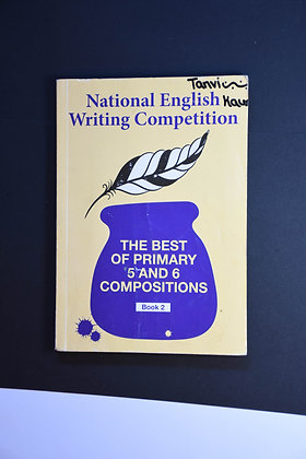 The Best of Primary5 and 6 Compositions Book 2