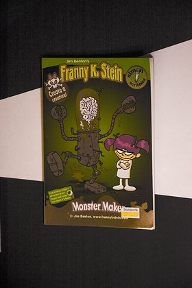Franny K. Stein, Monster Maker - Jim Benton