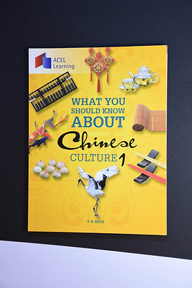 What you should know about Chinese Culture 1 - K H Mew