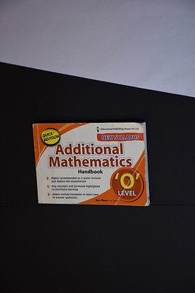 Additional Mathematics Handbook, O level - Zac Chen