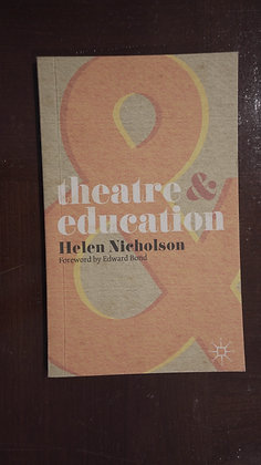 Thetre and education - Helen Nicholson