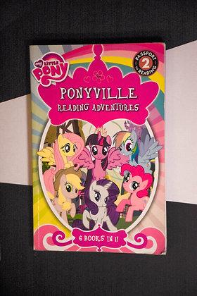My Little Pony, Ponyville Reading Adventures