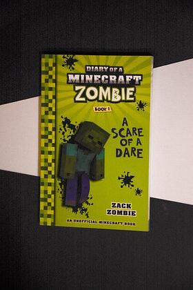 DIary of a Minecraft Zombie, A Scare of a Dare - Zack Zombie