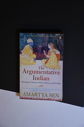 The Argumentative Indian - Amartya Sen