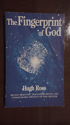Fingerprint of God - Hugh Ross