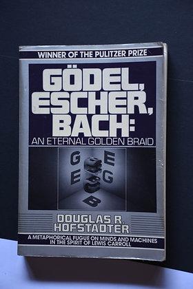Godel Escher Bach, An Eternal Golden Braid - Douglas & Hofstadter