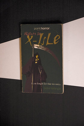 Return to X-Isle - Peter Lerangis