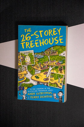 The 56-Story Treehouse - Andy Griffith and Terry Denton