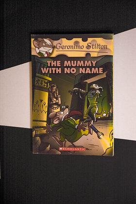 Geronimo Stilton, The Mummy With No Name