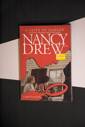 Nancy Drew, A Taste Of Danger - Carolyn Keene