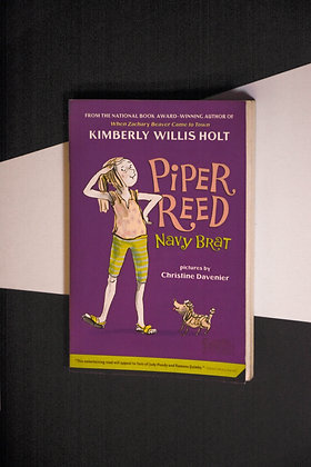 Piper Reed Navy Brat - Kimberly Willis Holt