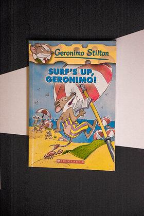 Geronimo Stilton, Surf's Up, Geronimo!