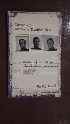 China's Mighty Men - Leslie Lyall