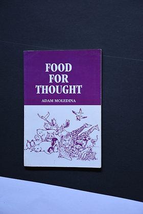 Food For Thought - Adam Moledina