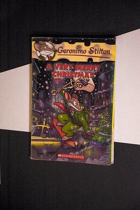 Geronimo Stilton, A Very Merry Christmas