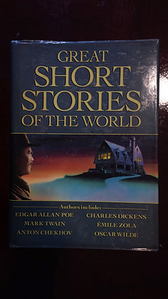 Short Stories of the World - Edgar Allen Poe, Charles Dickens,...
