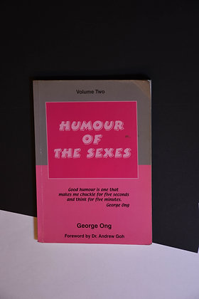 Humour of the Sexes - George Ong