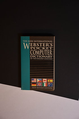 The New International Websters Series of Dictionaries
