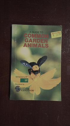 A Guide To Common Garden Animals