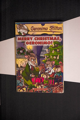 Geronimo Stilton, Merry Christmas Geronimo!