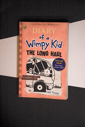 Diary of a Wimpy Kid, The Long Haul - Jeff Kinney