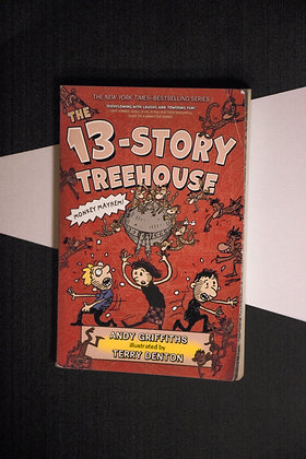 The 13-Story Treehouse - Andy Griffith and Terry Denton