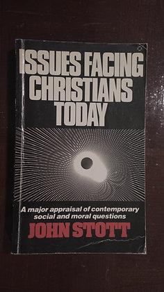 Issues facing Christians Today - John Stott